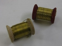 Brass thread (25 m) 0,65 mm - A/68