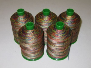 Nylon thread multicolor (400m) - A/32bm