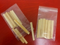 Oboe Gouged cane 50 Pieces - CO/11 OUTLET