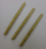 Oboe baroque brass tube (38 mm) - T/339