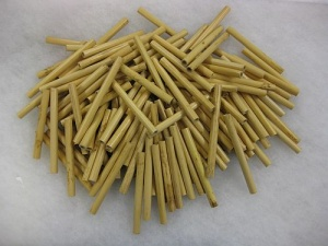 Oboe canes in tubes  1/2Kg - CO/17d