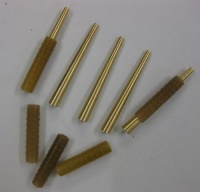 Plastic fitting for Oboe brass tube (10 Pcs.) - T/350