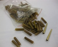 Plastic fitting for Oboe brass tube (100 Pcs.) - T/351