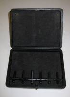 Professional Bassoon reed case (6 reeds) - AS/2a