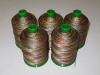 Special deal: 5 Nylon thread multicolor (400m) - A/32bm
