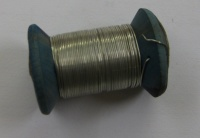 Tined copper thread (25 m) 0,70 mm - A/68a